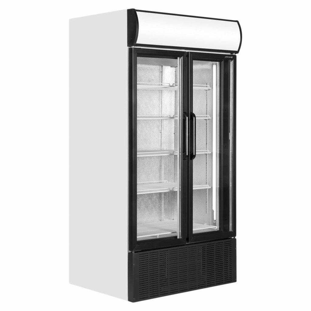 Chladici vitrina dvoudverova Tefcold FSC1000 P 2