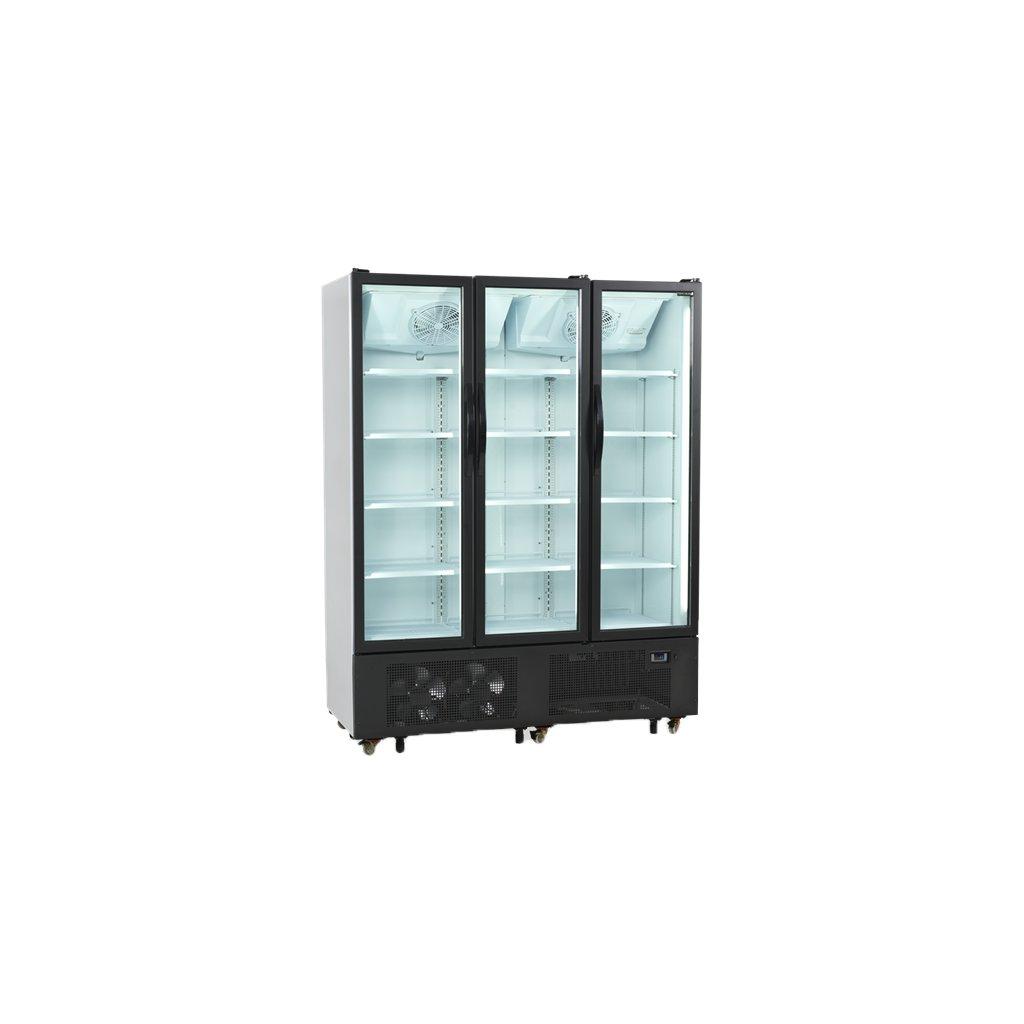 chladici vitrina napojova Tefcold FS1600H P 3