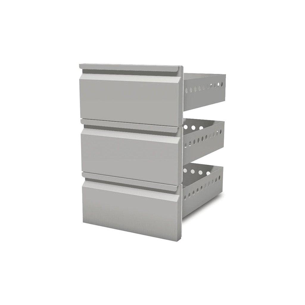 1 3 zasuvky do chladiciho stolu hloubka 3x 85 mm Gastro Production min