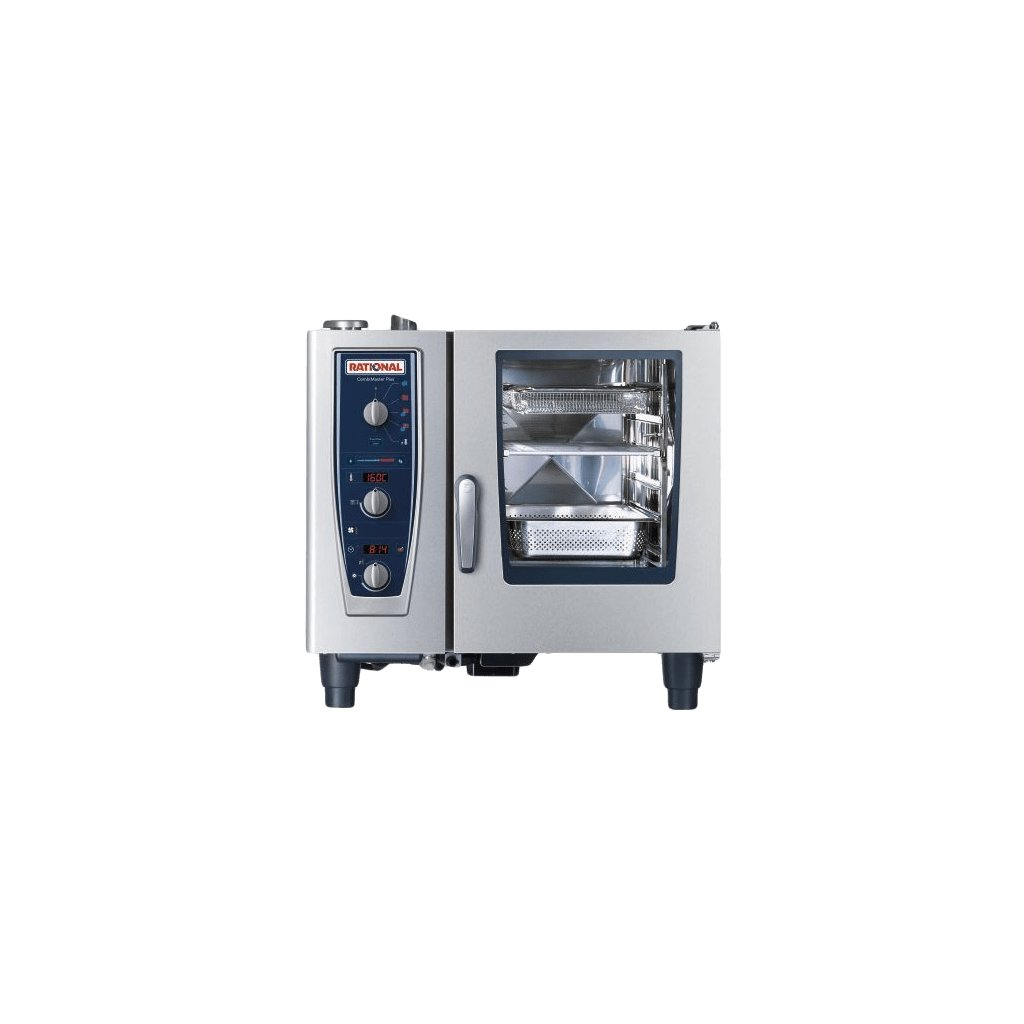 Konvektomat Rational CombiMaster CM 61 Plus Elektricky min