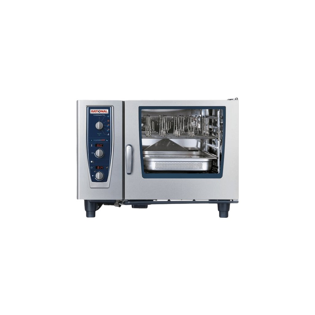 Konvektomat Rational CombiMaster CM 62 Plus Elektricky min