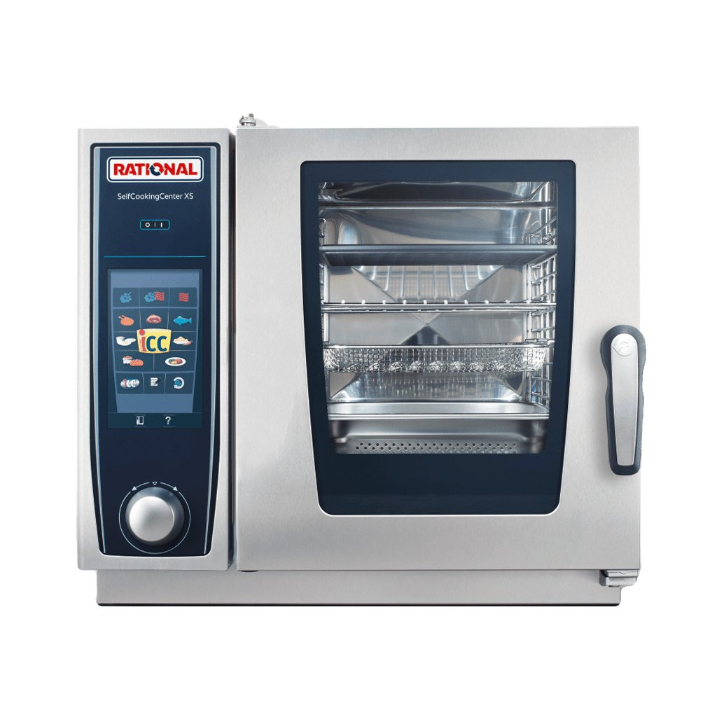 Konvektomat Rational SelfCookingCenter XS left min