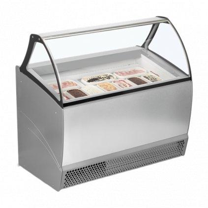 pultovy mrazak luxusni na kopeckovou zmrzlinu Tefcold Bermuda RV10 P