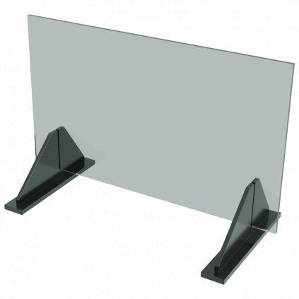 ochranna prepazka z tvrzeneho skla