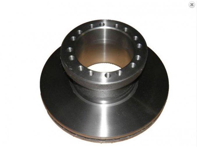 Brzdový kotouč DAF LF45 pevný kroužek ABS, 329x133x144x155