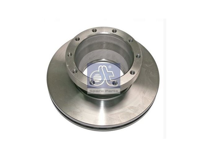 Brzdový kotouč DAF LF55 pevný kroužek ABS, 375x179x146x209
