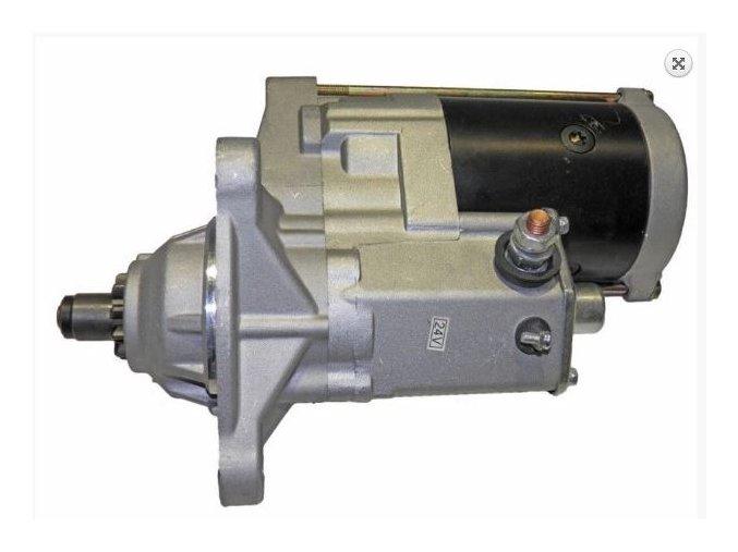 Starter IVECO STRALIS 24V 5,5kW 10 zubů