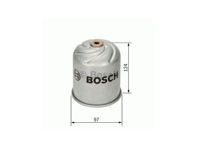 Olejový filtr F 026 407 058 BOSCH