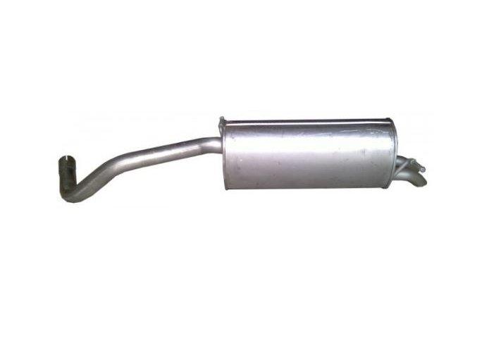 Výfuk Škoda Fabia 1.9 SDi / TDi, zadní díl