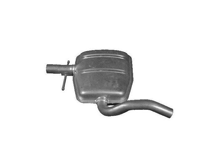 Výfuk VW Golf III / Vento, střední díl