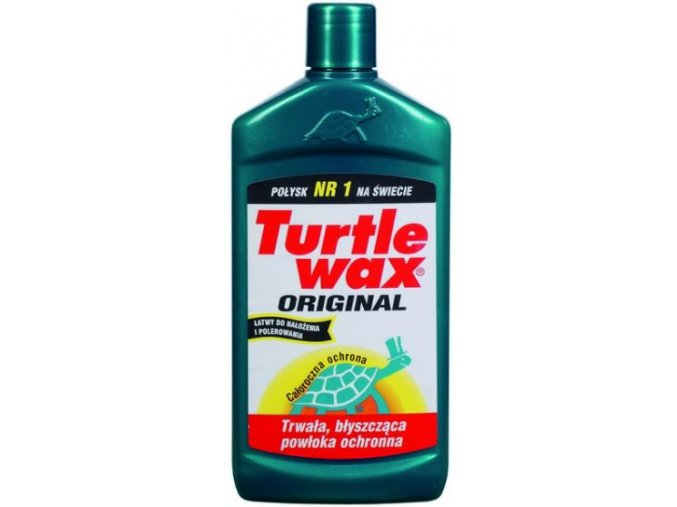 Tvrdý vosk HARD SHINE TURTLE WAX 500ML
