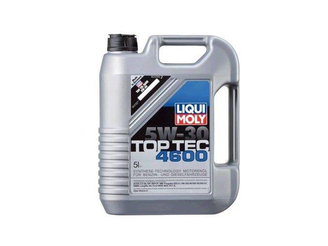 OLEJ 5W-30 TOP TEC 4600 5L  Motorový olej