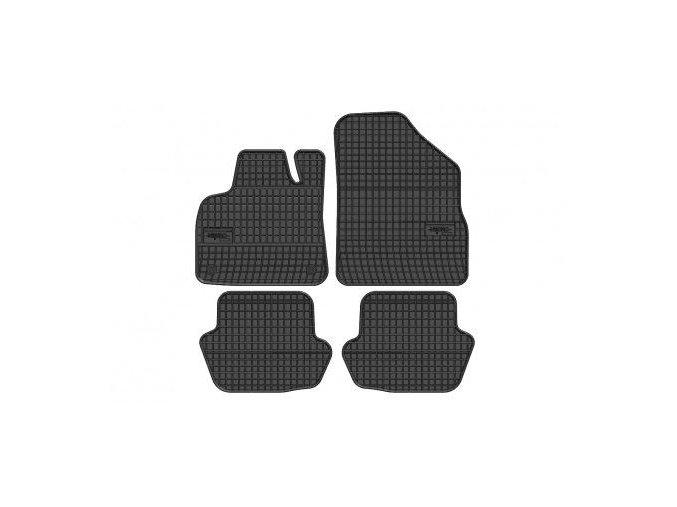 Gumové autokoberce CITROEN DS5 ( 2011 -   )