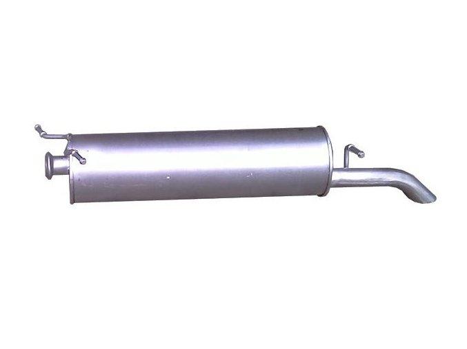 Výfuk Citroen Xantia 1.8i-8V Kombi, zadní díl
