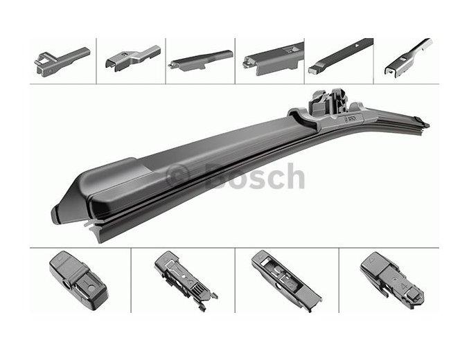 Lišta stěrače AEROTWIN PLUS 600mm BOSCH