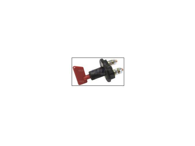 Odpojovač baterií 24V, 100/500A