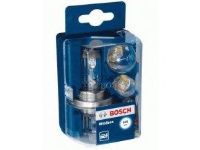 Sada žárovek BOSCH - H7 12V MINIBOX Sortiment žárovek