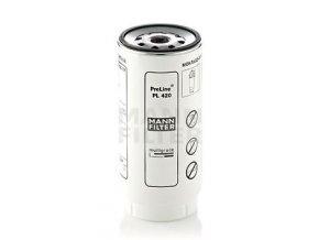 Palivový filtr PL 420 x MANN FILTER