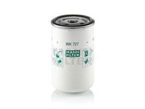 Filtr paliva WK727 MANN FILTER