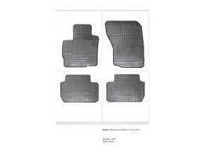 Gumové autokoberce Mitsubishi Outlander III ( 2014 - )