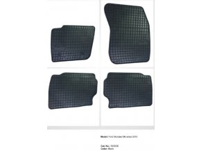 Gumové autokoberce FORD Mondeo – MKV ( 2015 - )