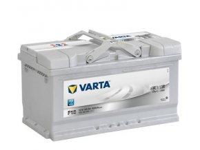 Baterie VARTA 85AH/800A P+ / F18 - SILVER DYNAMIC startovací baterie