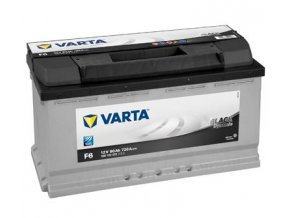 Baterie VARTA 90AH/720A P+ / F6 - BLACK DYNAMIC startovací baterie