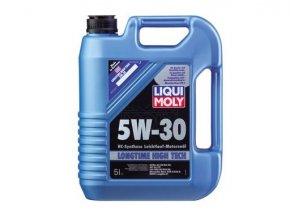 OLEJ 5W-30 LONGTIME HIGH TECH 5L (PW) Motorový olej