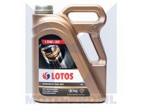 OLEJ 5W-30 504/507 LOTOS SYNTETIC TC 4L Motorový olej