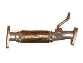 Výfuk Kia Ceed 1.4i-16V a 1.6i-16V, 06-09, přední trubka s vlnovcem