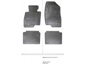 Gumové autokoberce MAZDA 6 III GJ ( 2013 -    )