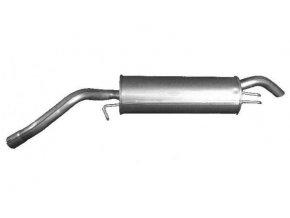Výfuk Fiat Stilo 1.6i-16V Kombi, zadní díl