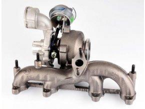 Nové turbodmychadlo turbo 1.9TDI 75kW Vw Golf, Touran, Transporter 751851-0003