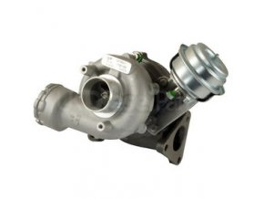 Nové turbodmychadlo turbo Vw, Škoda Audi 1.9TDI 96kW 717858-0001