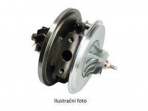 Nový střed turba turbodmychadla Mercedes Benz Sprinter 2,7 DCi, 115kW 709838-0004