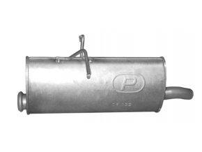 Zadní tlumič výfuku CITROEN Berlingo I 2.0 HDi Turbo Diesel  66 KW