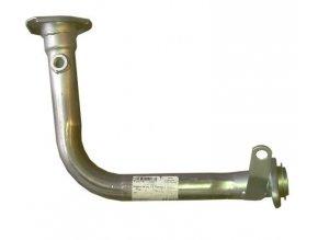 Výfuk Peugeot 206 1.4i / 1.6i přední trubka
