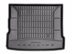 Gumová vana do kufru Audi Q3 2011 horní podlaha