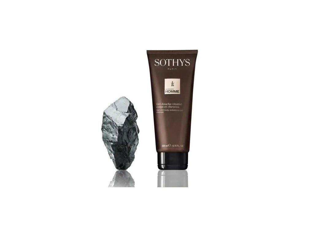 SOTHYS - Revitalizační sprchový gel na vlasy a tělo
