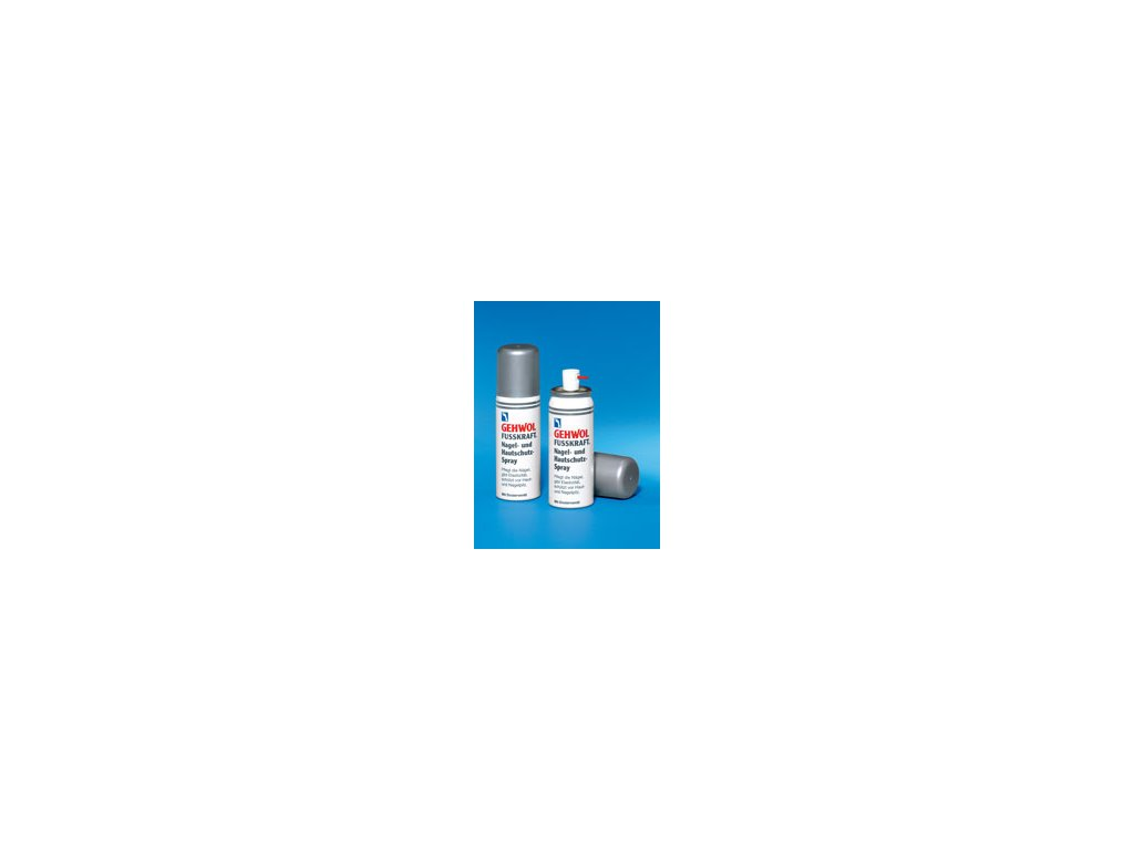 GEHWOL FUSSKRAFT Nagel und Hautschutz Spray 50 ml