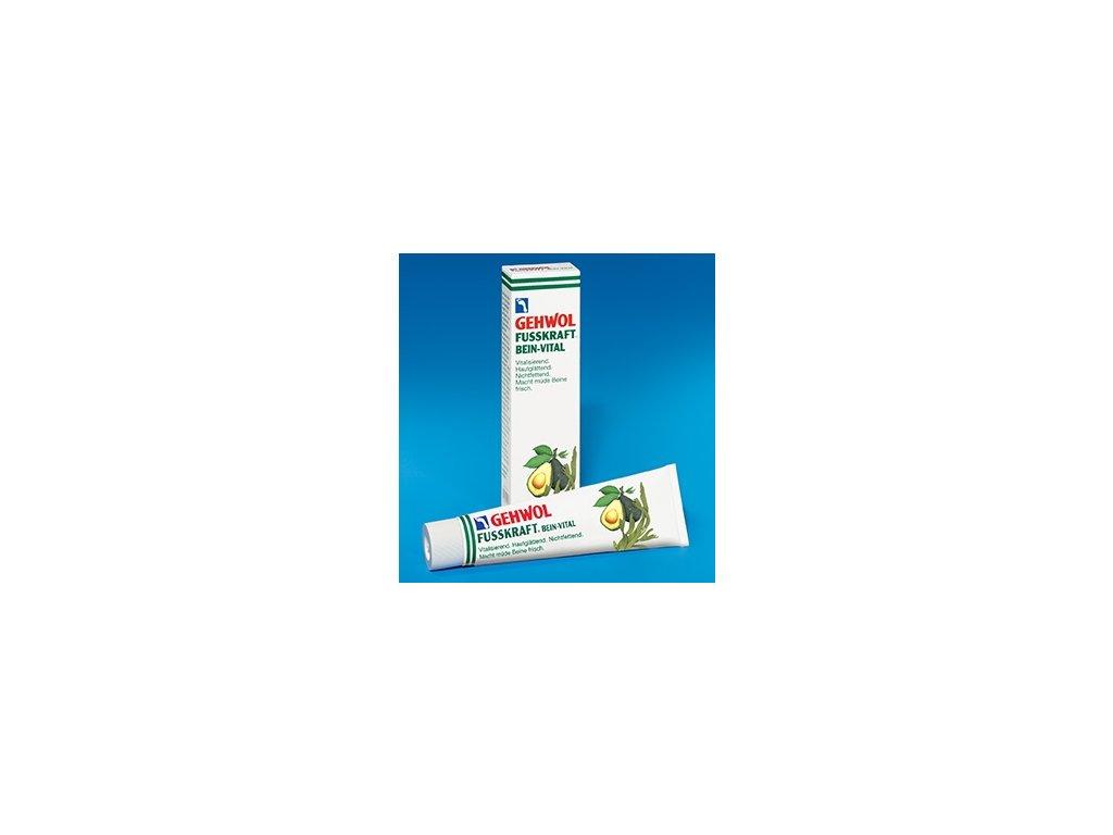 GEHWOL FUSSKRAFT Bein-Vital 125 ml
