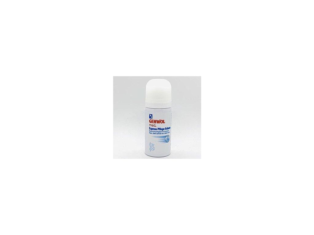 GEHWOL med Express Pflege-Schaum 35 ml