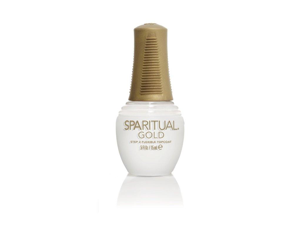 SpaRitual - GOLD Flexible Topcoat  Clear *700