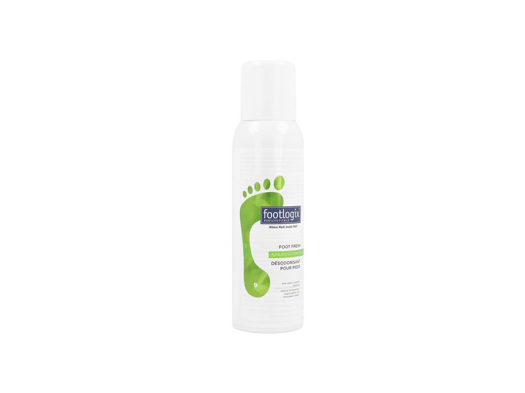 FOOTLOGIX®  9 FOOT DEODORANT Pump Spray with Tea-Tree oil