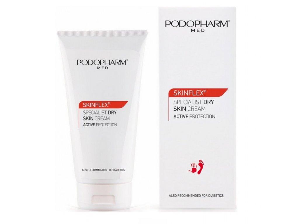 PODOPHARM SKINFLEX speciální krém na suchou pokožku - 150ml