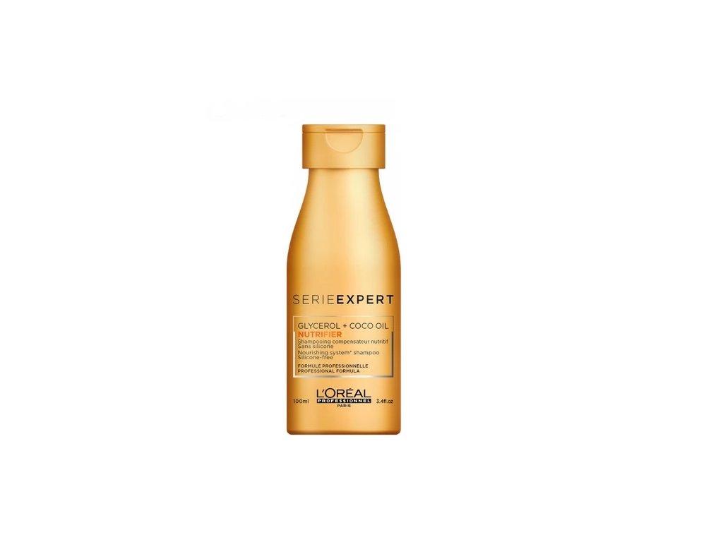 ĽOréal Série Expert Nutrifier shampoo 100ml