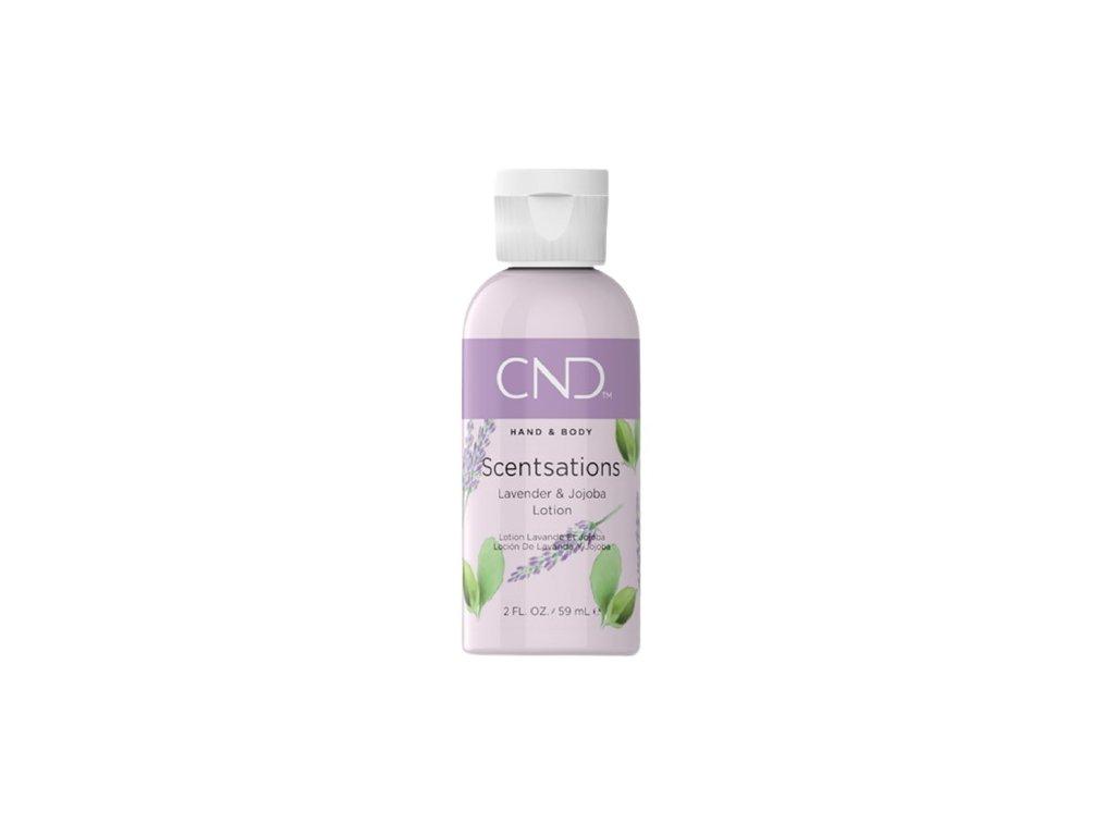 CND  Hand Body Lotion Lavender/Jojoba 59ml