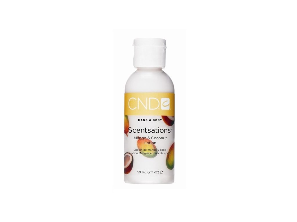 CND  Hand Body Lotion Mango/Coconut 59ml