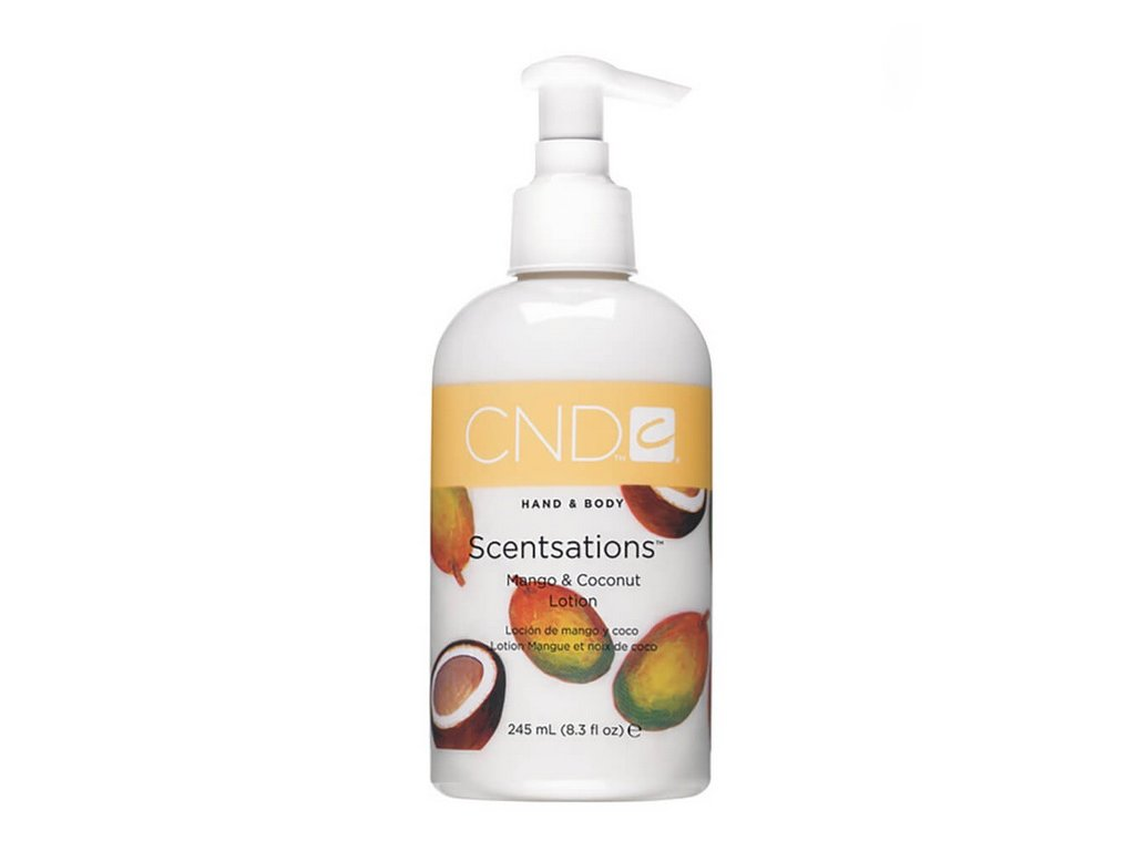 CND  Hand Body Lotion Mango/Coconut 245ml