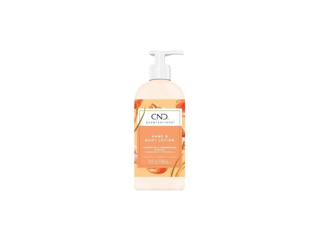 CND  Hand Body Lotion Tangerine/Lemongrass 917ml
